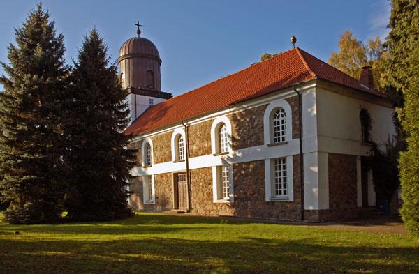 St. Petri-Kirche Gülzow 2007